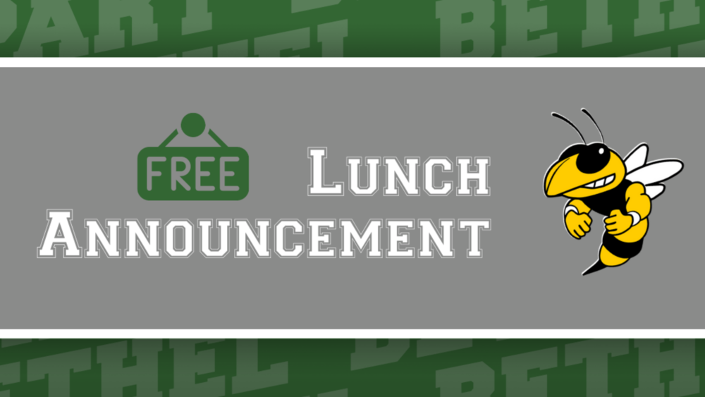 FREE Lunch BLS Students UPDATE