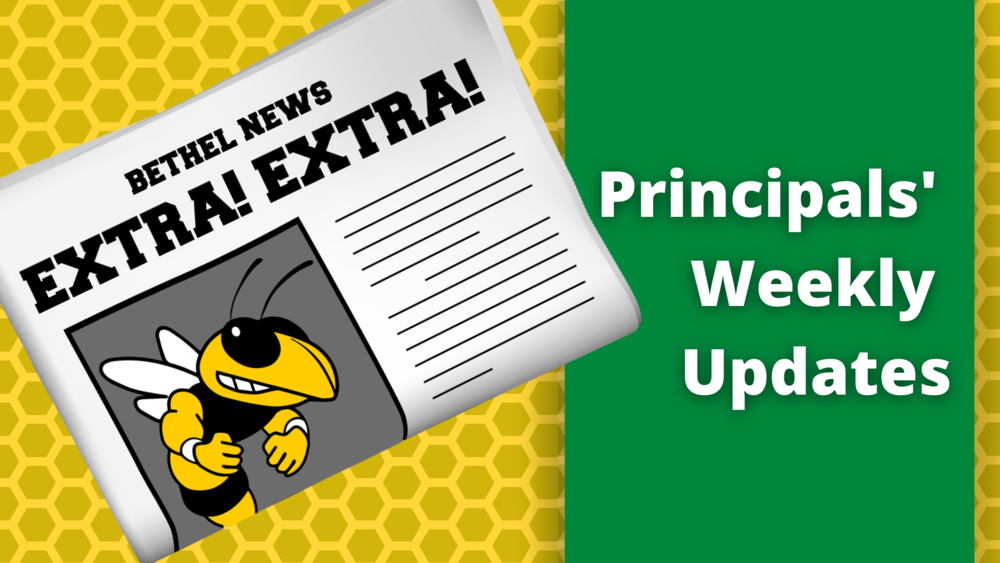 Principal's Weekly Update - April 30, 2021