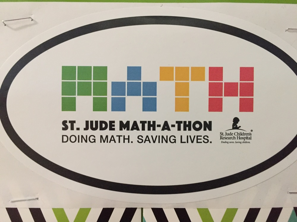 St. Jude Math-A-Thon Success