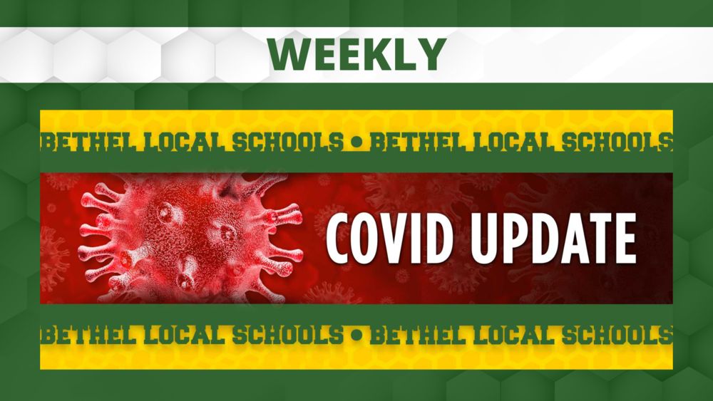 Weekly COVID Update &   Letter From Miami Co