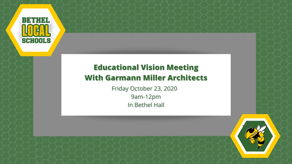 Educational Vision Meeting