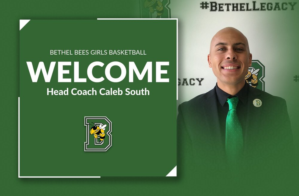 Caleb South to be Named Next Girls Basketball Coach at Bethel