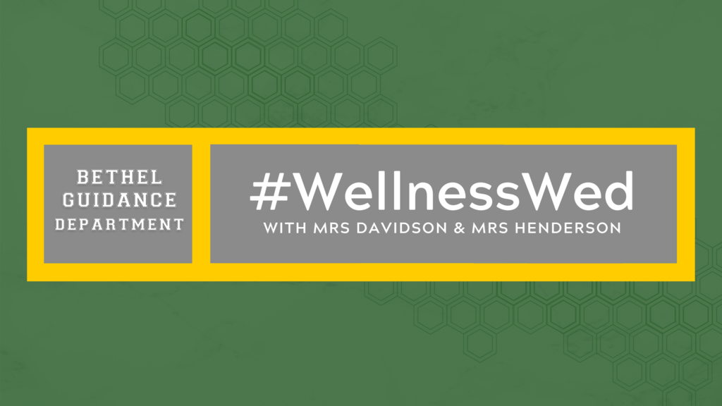 Green Wellness Wednesday Banner