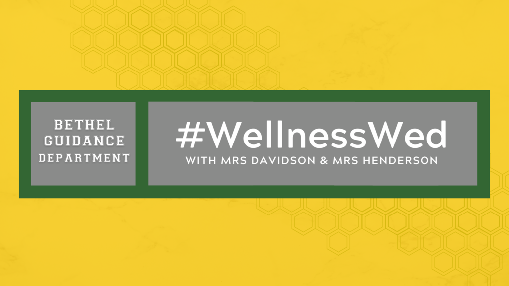 Yellow Wellness Wednesday Banner