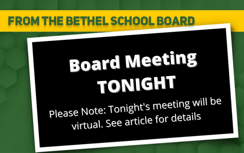 Bethel Board Meeting
